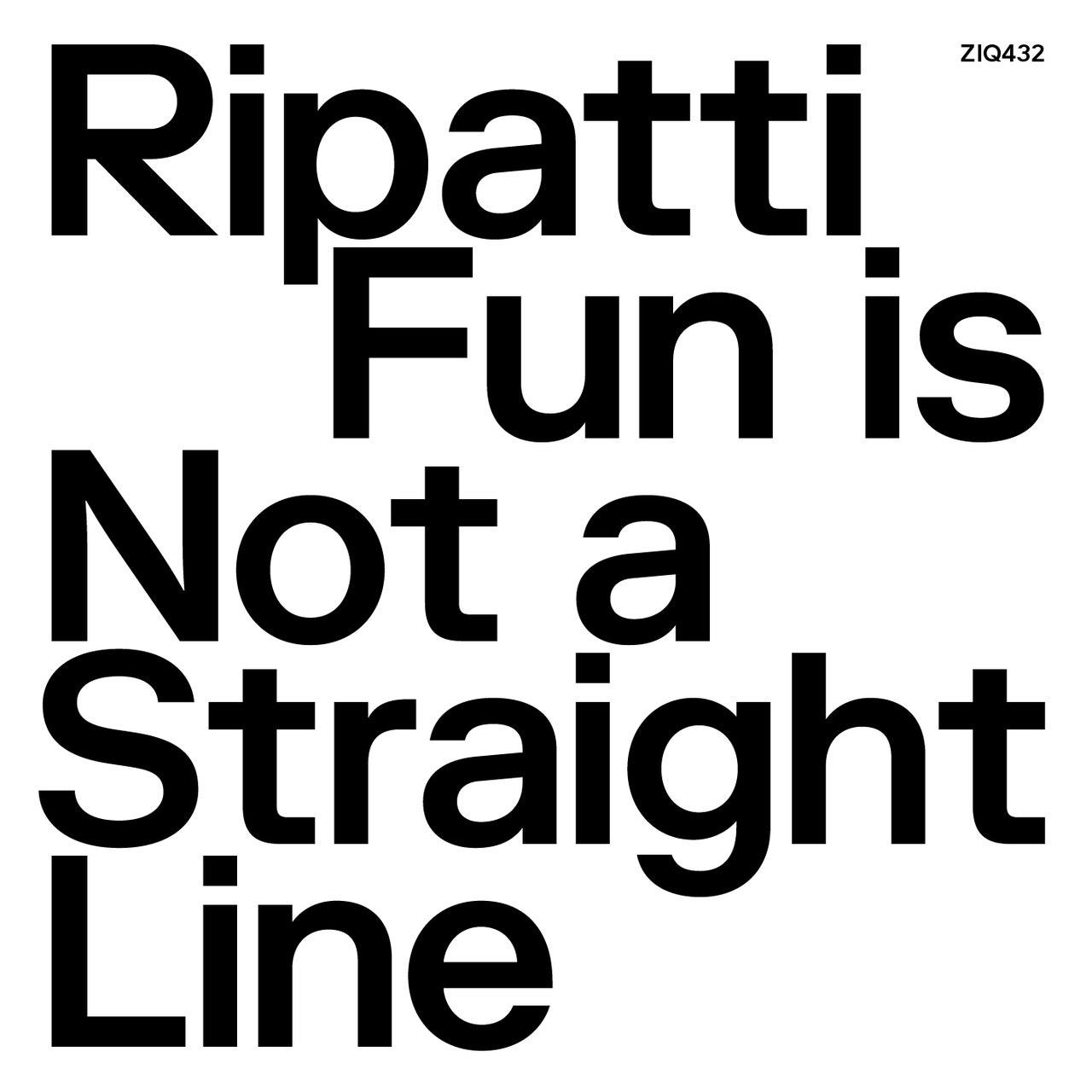 Ripatti: Fun Is Not a Straight Line