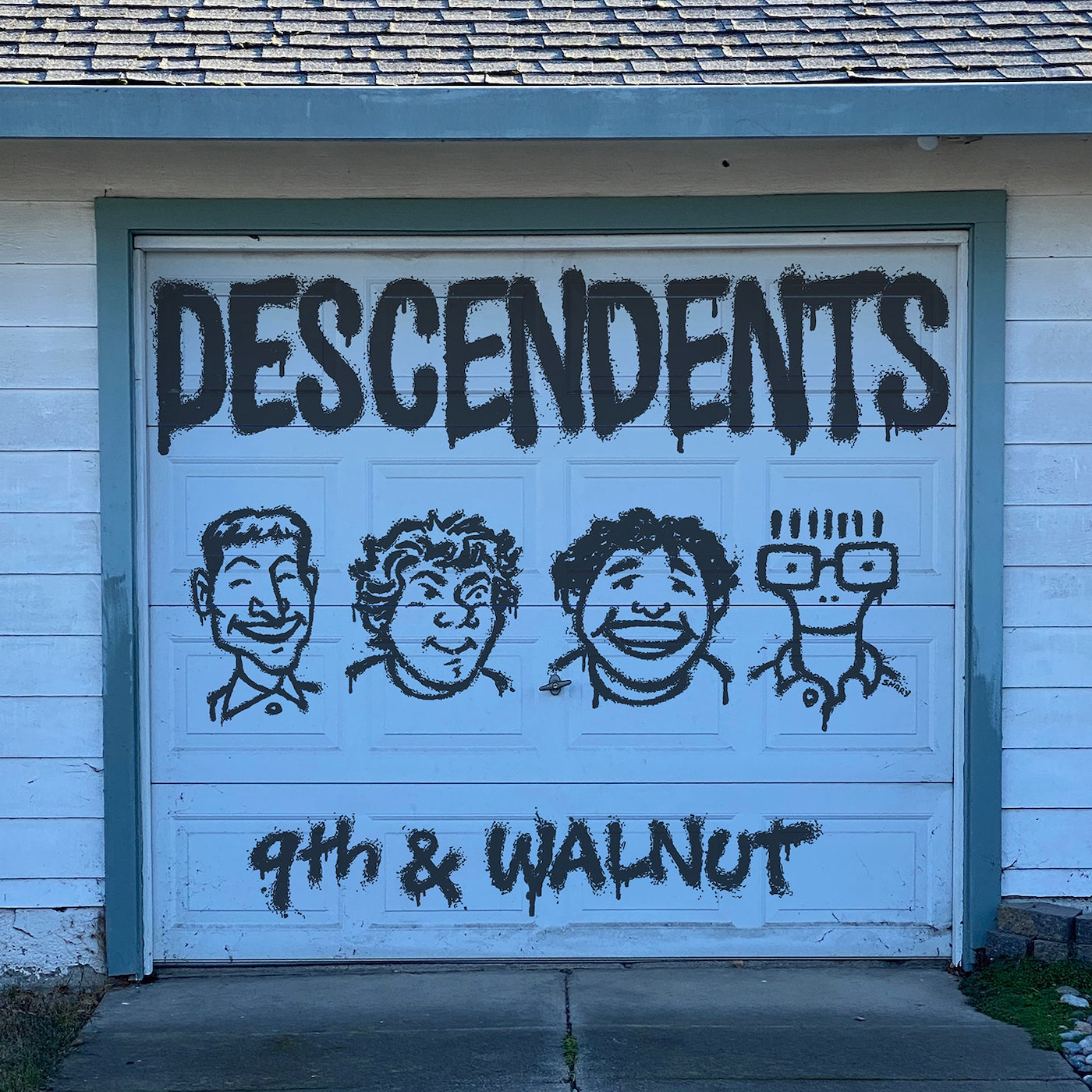Descendents 9th  Walnut