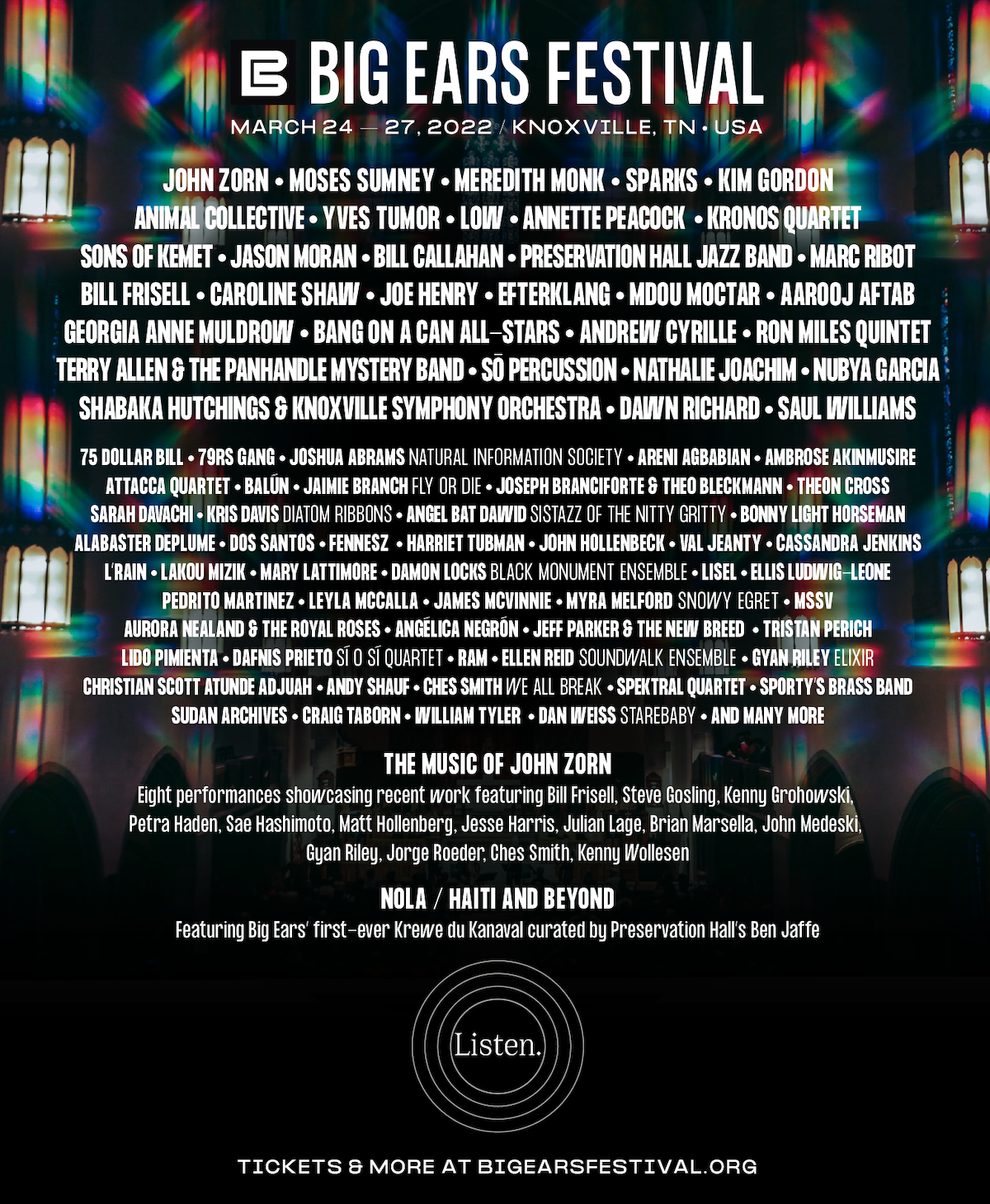 Big Ears Festival 2022