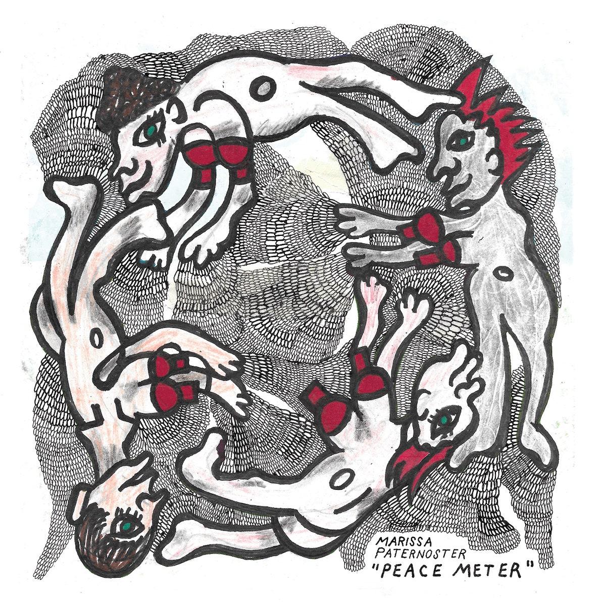 Marissa Paternoster: Peace Meter